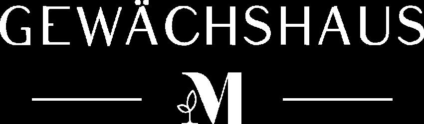 Gewächshaus M Logo